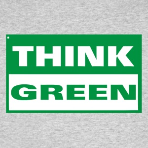 think green - Men's 50/50 T-Shirt