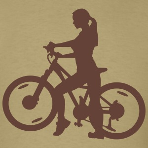 Bicycle T-shirts - T-shirt pour hommes