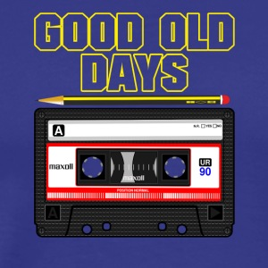 Good Old Days Tape - Men's Premium T-Shirt