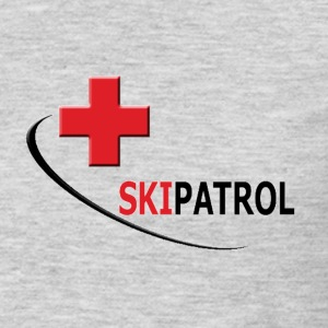Ski Patrol - Men's Premium Long Sleeve T-Shirt
