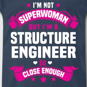 Structure Engineer T-Shirts - Men's Premium T-Shirt