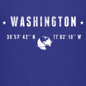 Washington Kids' Shirts - Kids' Premium T-Shirt