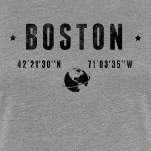 Boston T-Shirts - Women's Premium T-Shirt