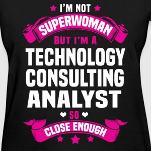 Technology Consulting Analyst T-Shirts - Women's T-Shirt