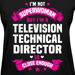 Television Technical Director T-Shirts - Women's T-Shirt