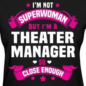 Theater Manager T-Shirts - Women's T-Shirt