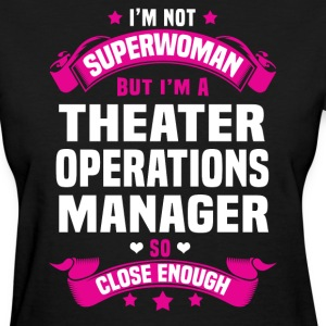 Theater Operations Manager T-Shirts - Women's T-Shirt
