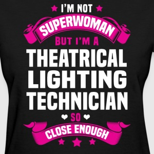 Theatrical Lighting Technician T-Shirts - Women's T-Shirt