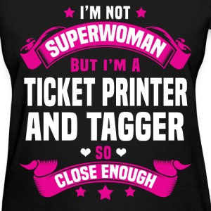 Ticket Printer And Tagger T-Shirts - Women's T-Shirt