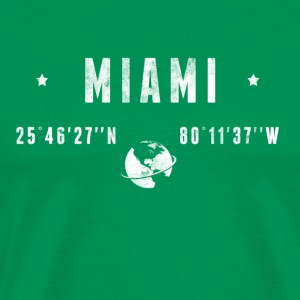 MIAMI T-Shirts - Men's Premium T-Shirt
