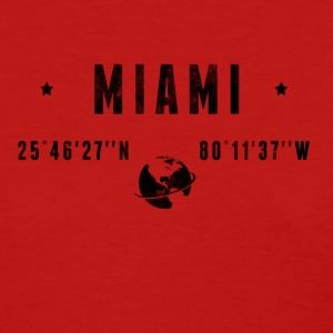 MIAMI T-Shirts - Women's T-Shirt