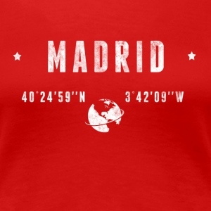 MADRID T-Shirts - Women's Premium T-Shirt