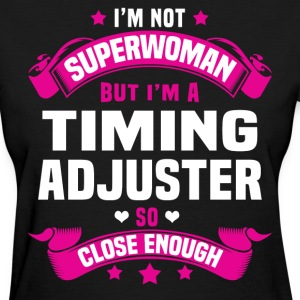 Timing Adjuster T-Shirts - Women's T-Shirt