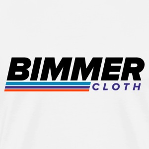 Bimmer Cloth - Men's Premium T-Shirt