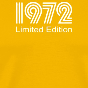 1972 Limited Edition - Men's Premium T-Shirt