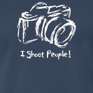 Camera Photographer - Men's Premium T-Shirt