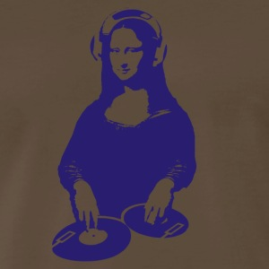 Dj Mona Lisa - Men's Premium T-Shirt