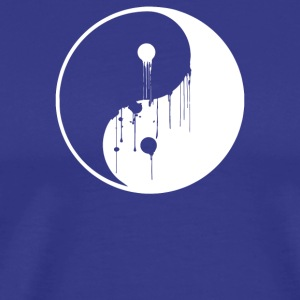 Dripping Ying Yang - Men's Premium T-Shirt