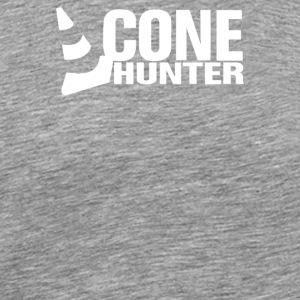 Cone Hunter - Men's Premium T-Shirt