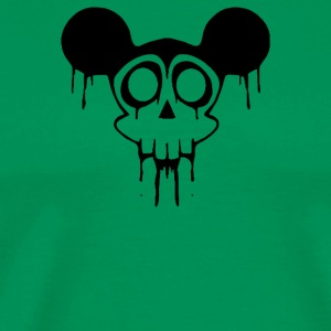 Dead Mickey Mouse Halloween - Men's Premium T-Shirt