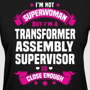 Transformer Assembly Supervisor T-Shirts - Women's T-Shirt