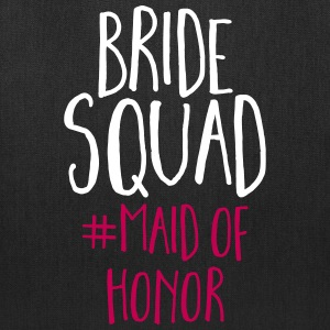 Bride Squad Maid Of Honor  Bags & backpacks - Tote Bag