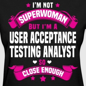 User Acceptance Testing Analyst T-Shirts - Women's T-Shirt
