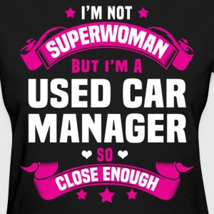 Used Car Manager T-Shirts - Women's T-Shirt