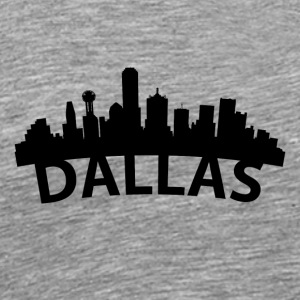 Arc Skyline Of Dallas TX - Men's Premium T-Shirt