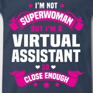 Virtual Assistant T-Shirts - Men's Premium T-Shirt