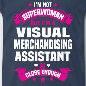 Visual Merchandising Assistant T-Shirts - Men's Premium T-Shirt