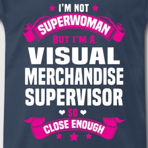 Visual Merchandise Supervisor T-Shirts - Men's Premium T-Shirt