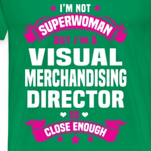 Visual Merchandising Director T-Shirts - Men's Premium T-Shirt