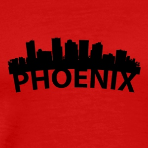 Arc Skyline Of Phoenix AZ - Men's Premium T-Shirt
