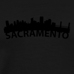 Arc Skyline Of Sacramento CA - Men's Premium T-Shirt