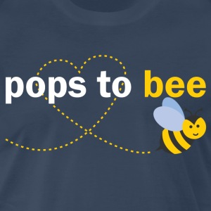 Pops To Bee T-Shirts - Men's Premium T-Shirt