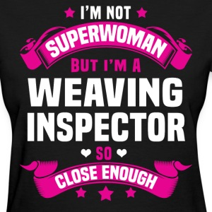 Weaving Inspector T-Shirts - Women's T-Shirt