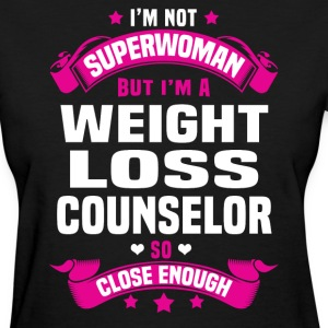 Weight Loss Counselor T-Shirts - Women's T-Shirt