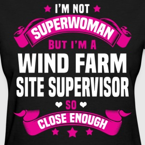 Wind Farm Site Supervisor T-Shirts - Women's T-Shirt