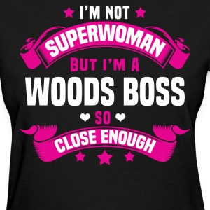 Woods Boss T-Shirts - Women's T-Shirt