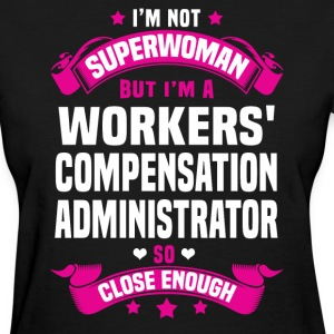 Workers' Compensation Administrator T-Shirts - Women's T-Shirt