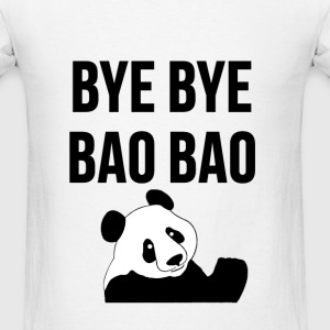 BYE BYE BAO BAO The Cute Panda is Leaving USA Tee T-Shirts - Men's T-Shirt