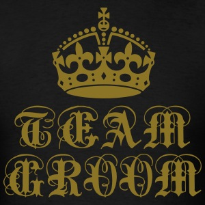 Team Groom Crown Elite Vintage luxury Wedding T-Sh - Men's T-Shirt