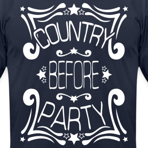 country before party