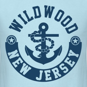 Wildwood New Jersey T-Shirts - Men's T-Shirt