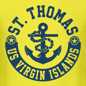 Saint Thomas T-Shirts - Men's T-Shirt