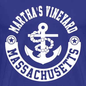 Martha's Vineyard T-Shirts - Men's Premium T-Shirt