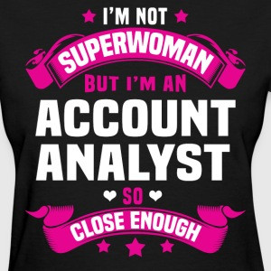 Account Analyst T-Shirts - Women's T-Shirt