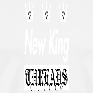 New King's Crowns - Men's Premium T-Shirt