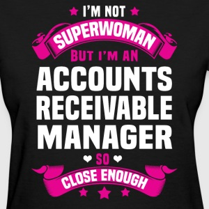 Accounts Receivable Manager T-Shirts - Women's T-Shirt